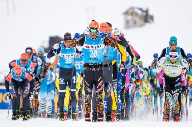 Livigno Prologo Individuale (Credit Visma Ski Classics)