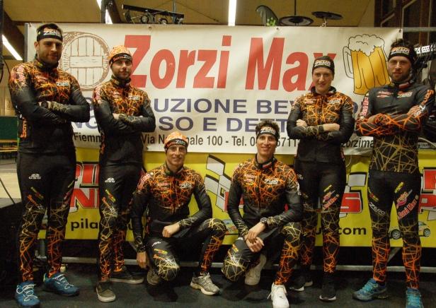 SottoZero Gold Team Zorzi Max Orsaiec