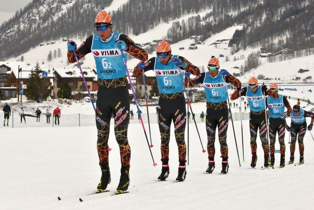 Treno SottoZero Gold Team Zorzi Maz-Orsaiec (foto Newspower)